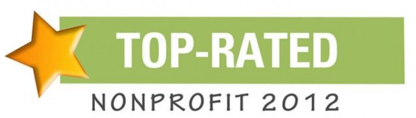 Top rated non profit 2012